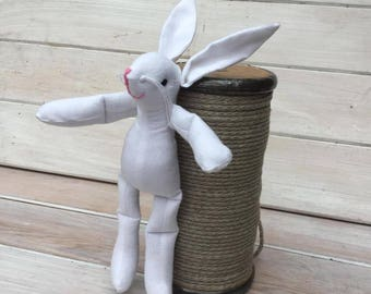 Harriet Hare Calico Plushie