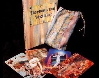 Artists Inner Vision Tarot Deck Set *