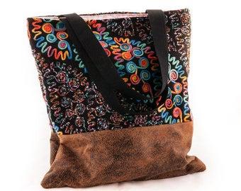 Hippie Tote, Shoulder Bag