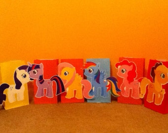 Cute Pony goody bags