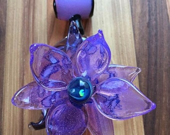 Handmade Glass Pendant