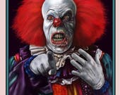 iT Pennywise Clown 1990 -...