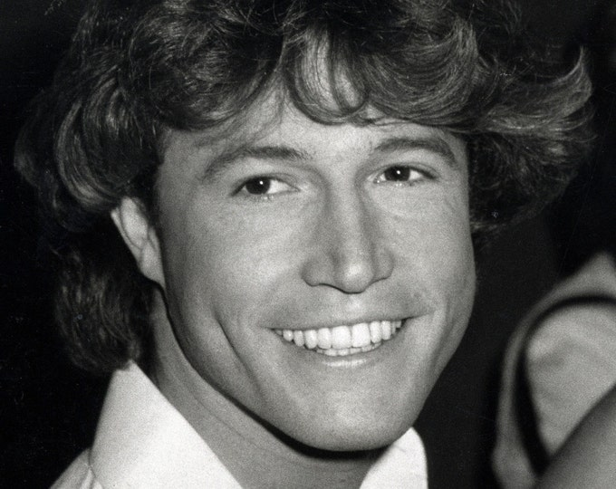 Andy Gibb Musician Singer - 5X7, 8X10 or 11X14 Publicity Photo (CC-004)