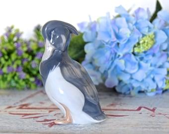 Royal Copenhagen duck figurine / Danish porcelain duck / Royal Copenhagen standing duck / duck figurine / standing duck figurine