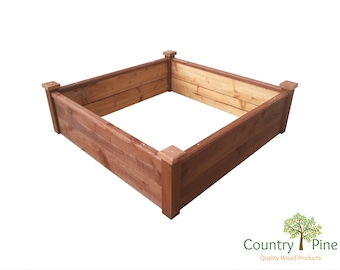 Square Raised Garden Bed **8 Colours**