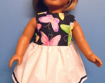 "18"" doll clothes - dress"