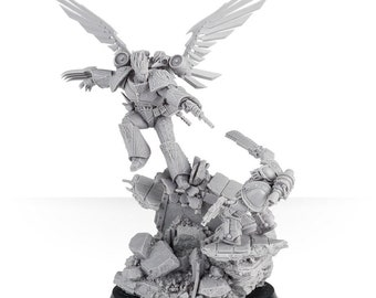 Warhammer Corvus Corax, Primarch of the Raven Guard wargames