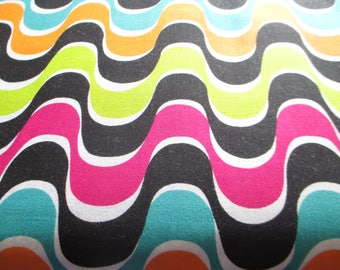 Quilting Weight Cotton Fabric Rio by Jane Dixon for Andover in color x 1 yard