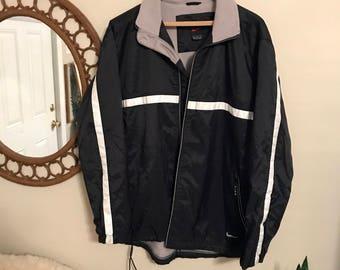 90's Nike fleece lined jacket