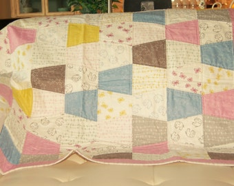 baby tumbler quilt