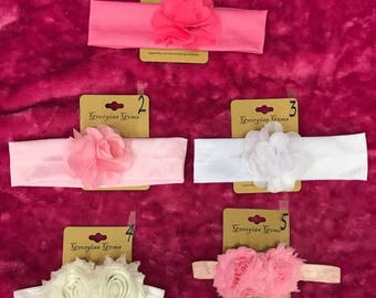 Not a JOJO SIWA Hairbands or hair clips FREE Name can be added        1 Handmade  bow.