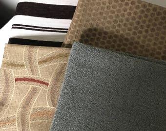 Textile/tapestry samples