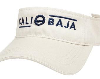 Sports Visor | CaliBaja Original Design
