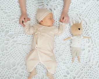 Baby Socks, Organic Baby Socks,Super Soft, 0-3 Months, Stretchable, Baby Girl Socks, Baby Boy Socks, Newborn Socks