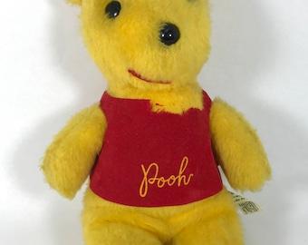 1950-60's | Vintage Winnie the Pooh  | J Swedlin Inc. | stuffed animal