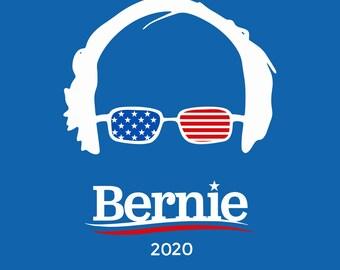 25 Pack of Bernie Sanders 2020 Stickers