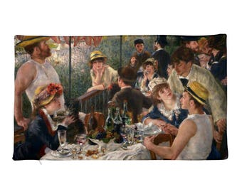 Pierre-Auguste Renoir, Luncheon of the Boating Party - Rectangular Pillow Case only