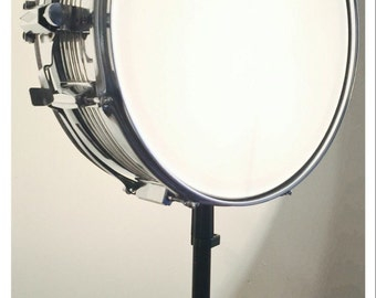 Snare Drum Table Lamp Musical Instrument Light