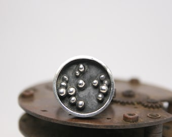 Silver Ring - Contemporary