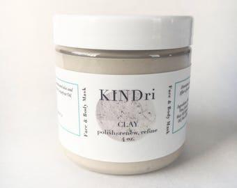 Facial Mask - KINDri CLAY