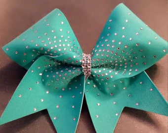 Seafoam Bling Bow