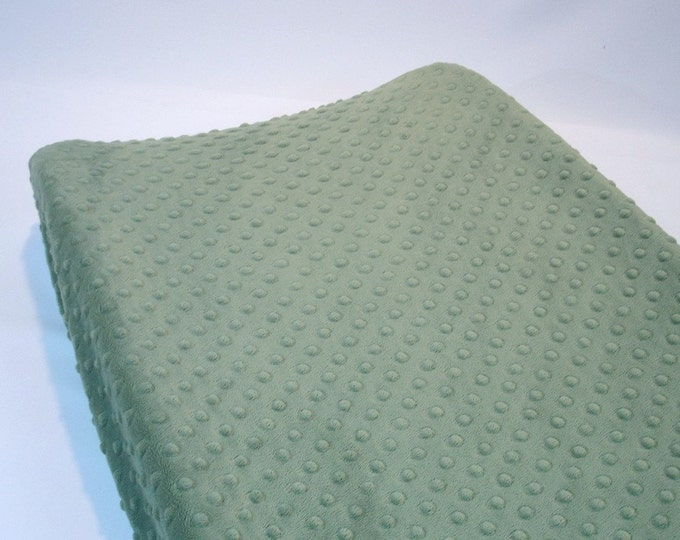 Changing Pad Cover Green Forest