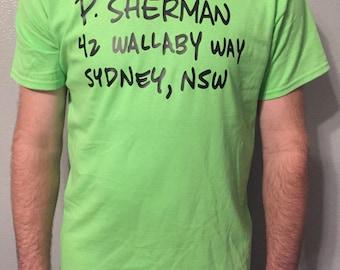Finding Nemo - P Sherman shirt