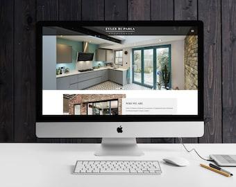 Bespoke Wordpress Website