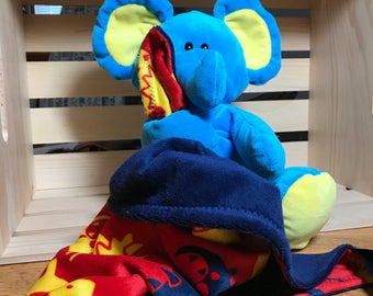 Elephant Snuggle Buddie