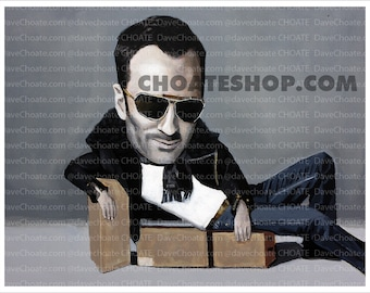 Tom Ford, Fashion Designer Art Photo Print