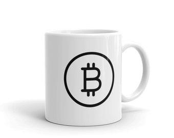 Bitcoin Currency Coffee Mug