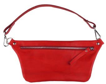 Clara (fraise) waistbag