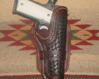 Custom Made to Order holster for 1911 - 10/12 week delivery