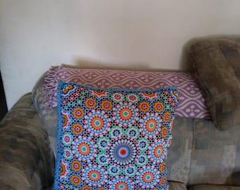 Hand Sewn, Handmade Pillow