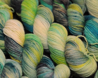 Toxicology on Discourse SW BFL Sock - 450 yd