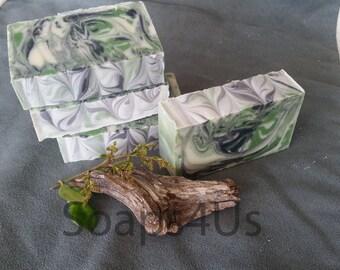 Patchouli Soap, Patchouli Cold Process Soap, Handmade soap, Vegan Soap, Patchouli Natural Soap. Great idea for gift!