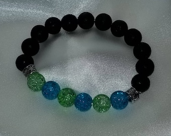 Caribbean Breeze Essential Oil Diffuser Bracelet