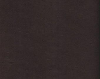 "RALPH LAUREN Chocolate Brown Stretch Corduroy Fabric. 55.5"" wide."