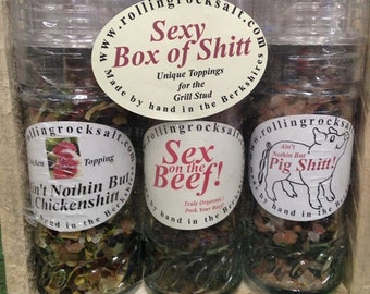 Sexy Box of Shitt