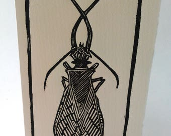 Dobsonfly Card
