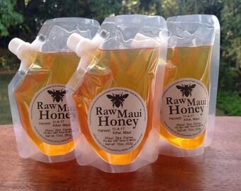 Raw Maui Honey