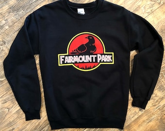 Fairmount Park crew neck