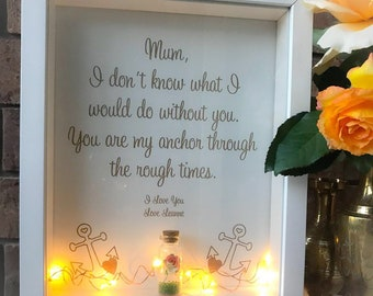 Mother's Day Light Up Box