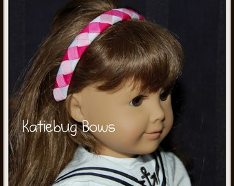 Doll Headbands - Lot of Eight - Party Favors - Doll Accessories - 8 Doll Headbands - Mix and Match - Unique gift - Etsykids Team