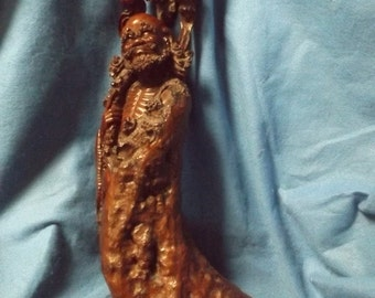 Monumental Antique Chinese Taoist Root Carving (Finest I've ever seen!)