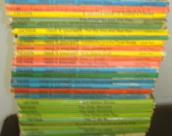 Set of 44 Ladybird Mixed Series Fiction Books. All in good condition or better