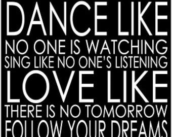 Reach For The Stars Inspirational Poster 24x36 Dream Dance Love Good Advice