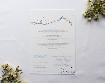 WEDDINGS | Add Info Card