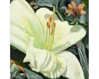 Flower - Print
