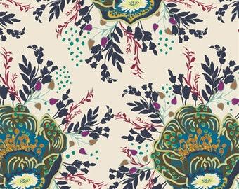 1/2 YARD Pat Bravo Indie Collection-Royal Native Mist